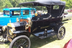 Bill Bryant's 1914  Ford Model T