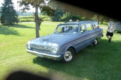Rich Wood's 1961 Ford Falcon wagon
