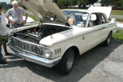 "Rich Wood's 1962? Mercury Comet ""Thunderbolt"""